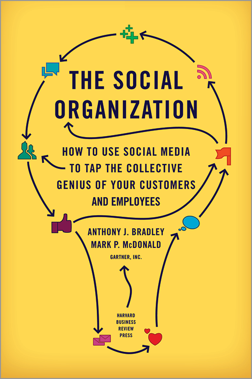 The Social Organization: How to Use Social Media to Tap the Collective Genius of Your Customers and Employees ^ 10536