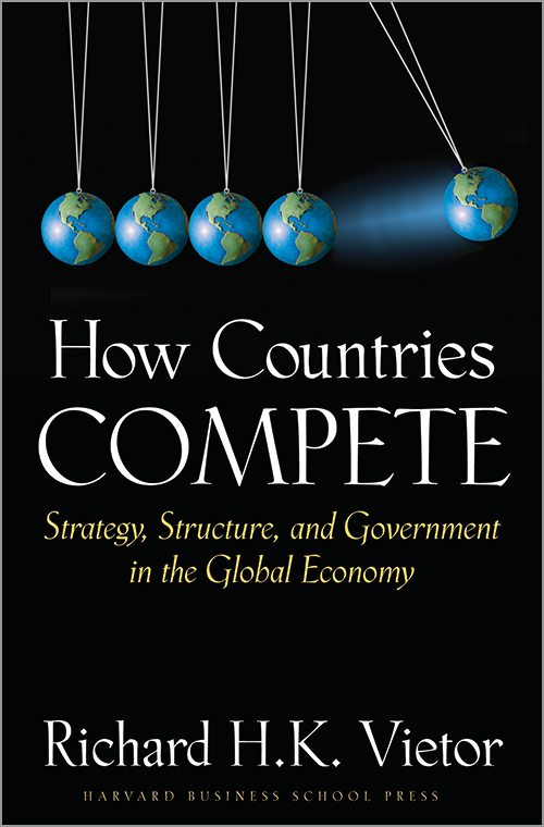 How Countries Compete: Strategy, Structure, and Government in the Global Economy ^ 1035