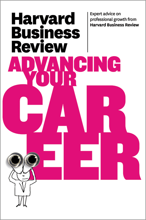 Harvard Business Review on Advancing Your Career ^ 10522