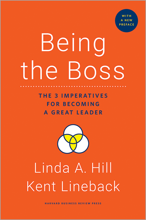 Being the Boss, with a New Preface: The 3 Imperatives for Becoming a Great Leader ^ 10239