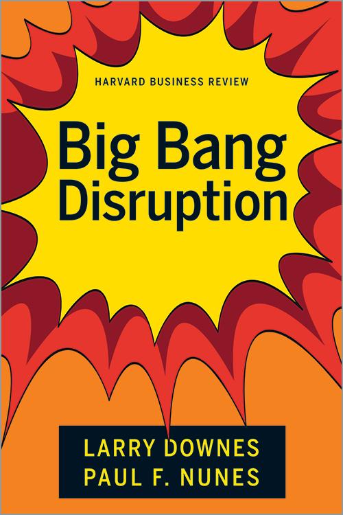 Big-Bang Disruption ^ 13950E