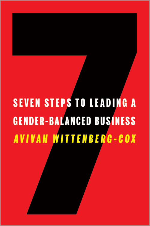 Seven Steps to Leading a Gender-Balanced Business ^ 14039E