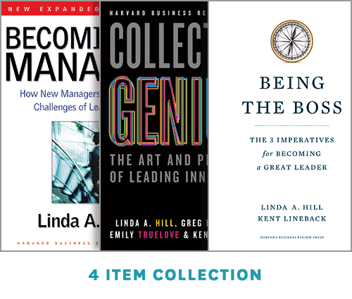 Be a Great Boss: The Hill Collection (4 Items) ^ 14173E