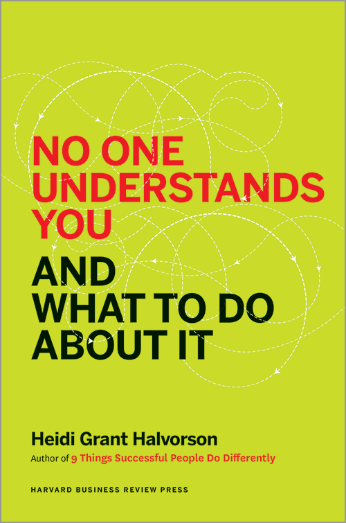 No One Understands You and What to Do About It ^ 13874
