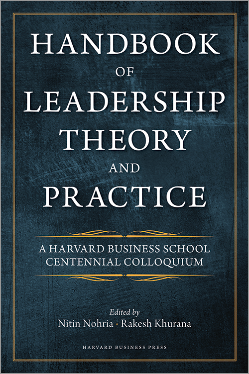 Handbook of Leadership Theory and Practice ^ 12326