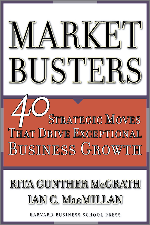 MarketBusters: 40 Strategic Moves That Drive Exceptional Business Growth ^ 1237