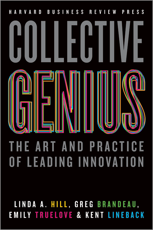 Collective Genius: The Art and Practice of Leading Innovation ^ 13296