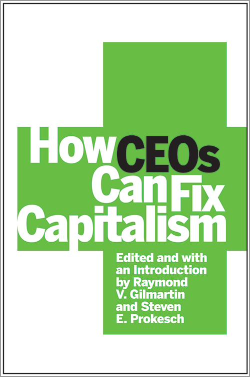 How CEOs Can Fix Capitalism ^ 16910E