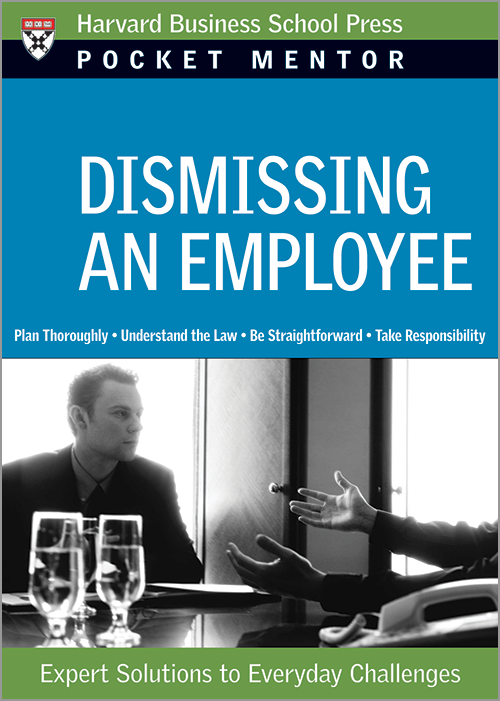 Dismissing an Employee ^ 1884