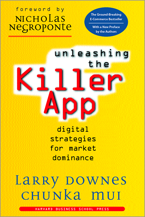Unleashing the Killer App: Digital Strategies for Market Dominance ^ 2611