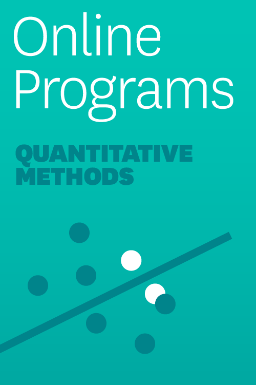 Quantitative Methods: A Self-Paced Learning Program: Regression Section ^ 3001HB
