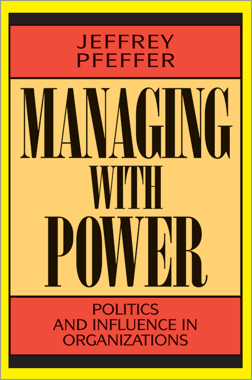 Managing with Power ^ 314X