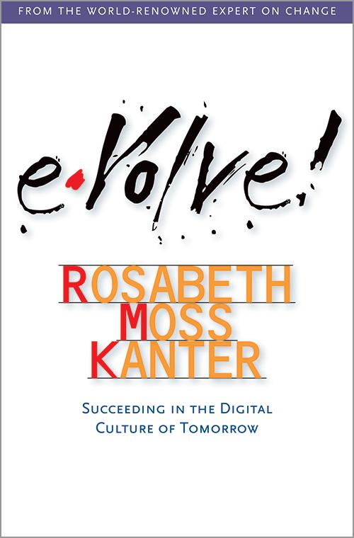 Evolve!: Succeeding in the Digital Culture of Tomorrow ^ 4398