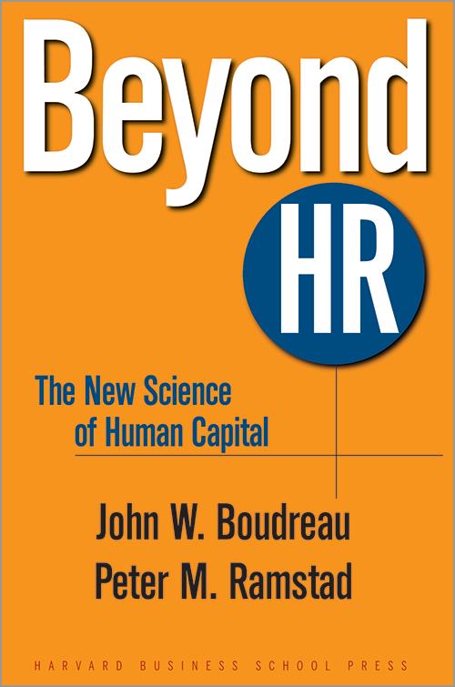 Beyond HR: The New Science of Human Capital ^ 415X