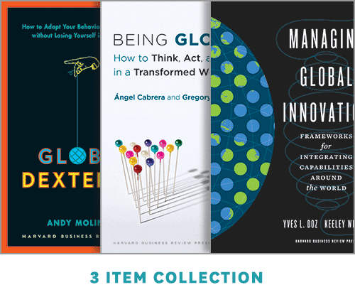 Going Global Collection: How to Succeed in Today's Global Business Environment ^ 6802BN