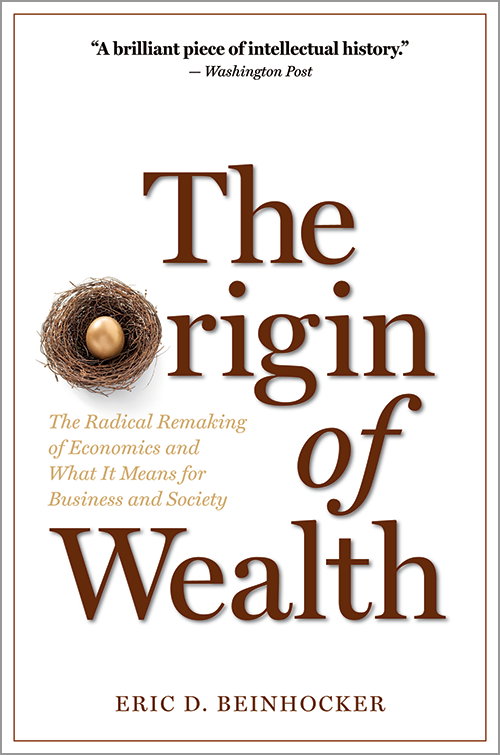 The Origin of Wealth: Evolution, Complexity, and the Radical Remaking of Economics ^ 777X
