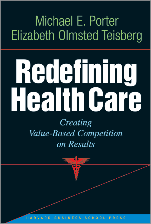 Redefining Health Care: Creating Value-Based Competition on Results ^ 7782