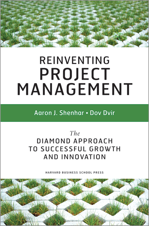 Reinventing Project Management: The Diamond Approach to Successful Growth and Innovation ^ 8002