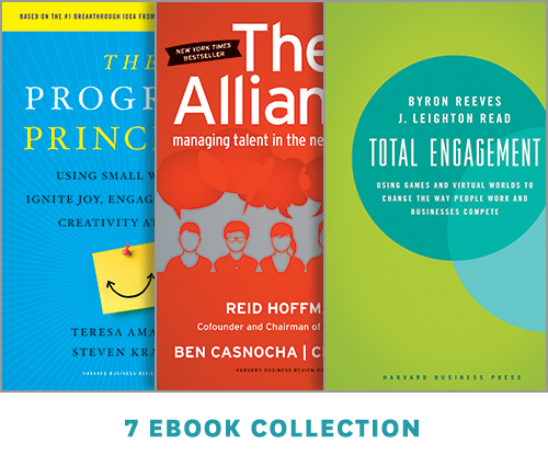 Employee Engagement Ebook Collection: How to Keep Them Fully Charged and Motivated ^ 1012BN