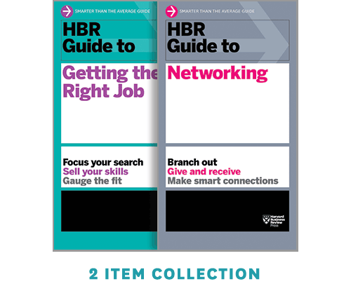 Harvard Business Review's Career Management Collection ^ 9688BN