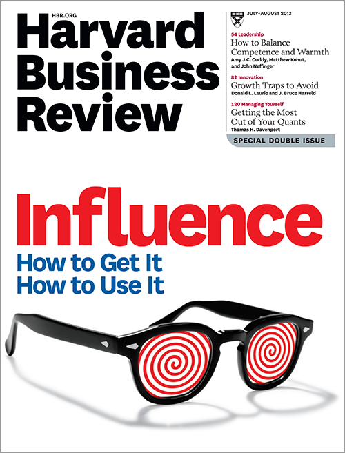 Harvard Business Review, July/August 2013 ^ BR1307