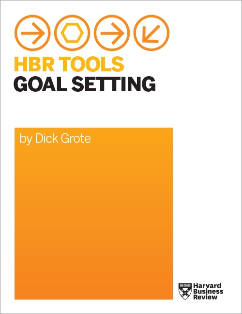 HBR Tools: Goal Setting ^ TLGOAL