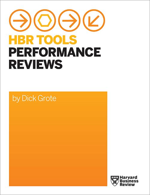 HBR Tools: Performance Reviews ^ TLPRF1