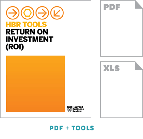 HBR Tools: Return on Investment (ROI) ^ TLROI1