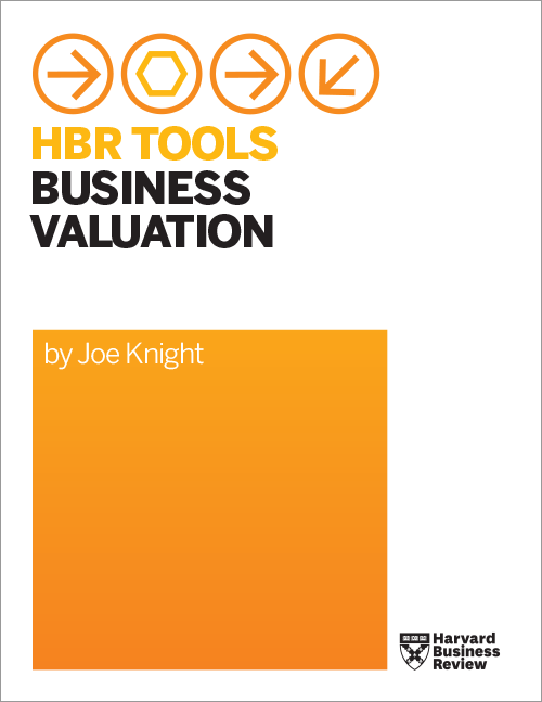 HBR Tools: Business Valuation ^ TLVAL1