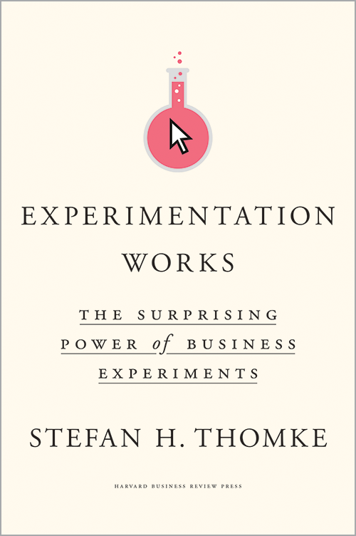 Experimentation Works: The Surprising Power of Business Experiments ^ 10248