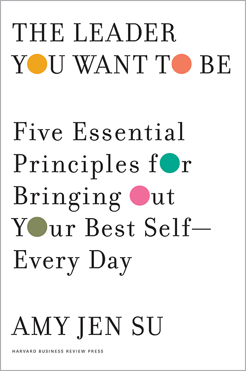 The Leader You Want to Be: Five Essential Principles for Bringing Out Your Best Self--Every Day ^ 10197