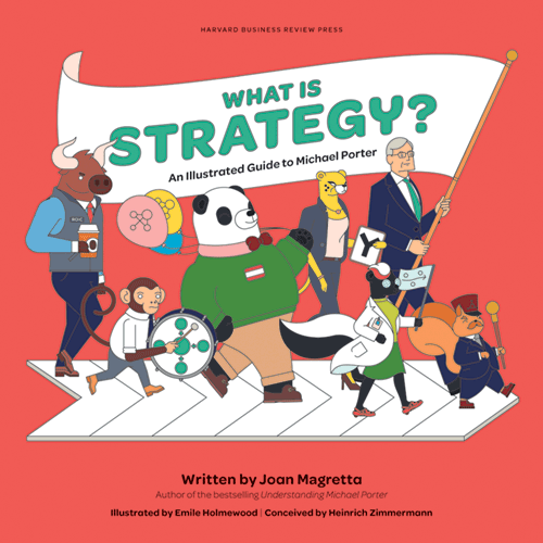 What Is Strategy?: An Illustrated Guide to Michael Porter ^ 10303