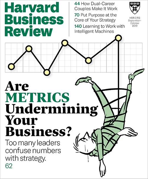 Harvard Business Review, September/October 2019 ^ BR1905
