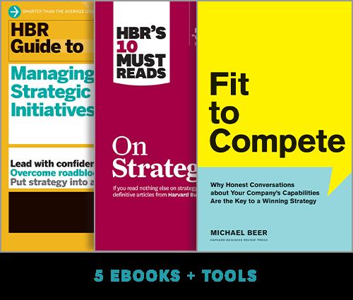 Strategic Success Ebook Collection ^ 1104BN
