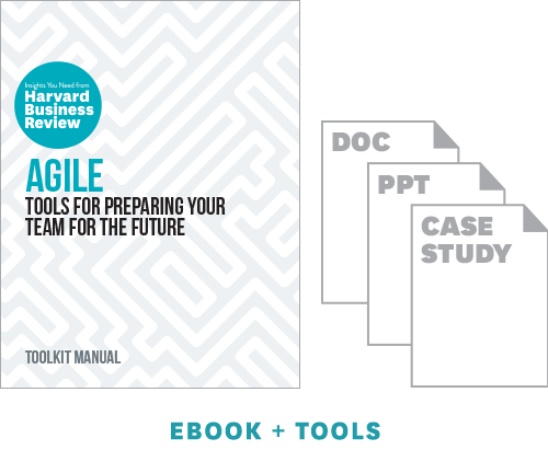 Agile: Tools for Preparing Your Team for the Future ^ 10444