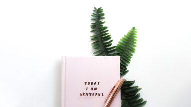 Use Gratitude to Counter Stress and Uncertainty ^ H05Y3B