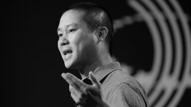 The Leadership and Artistry of Tony Hsieh ^ H061PA