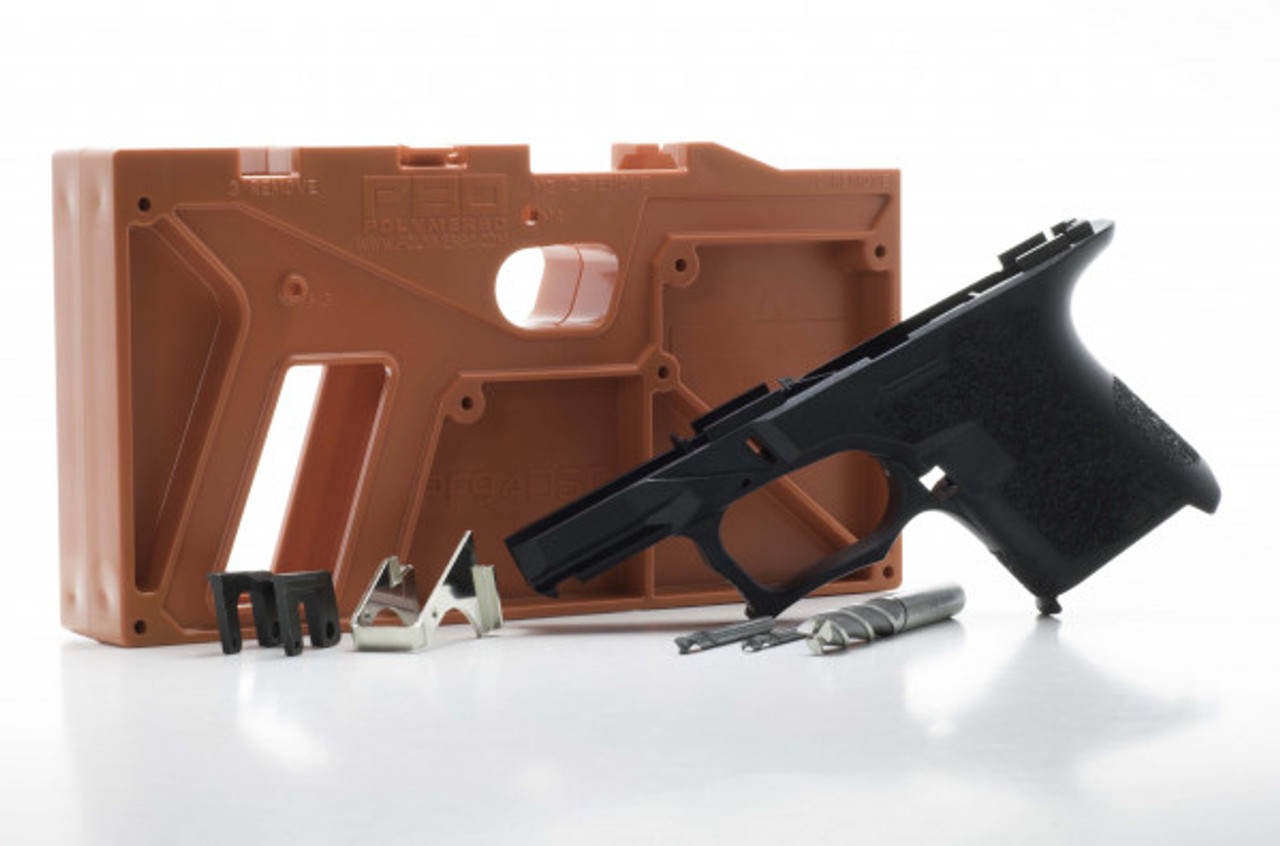 Polymer80 PF940SC - OD Green Textured Grip