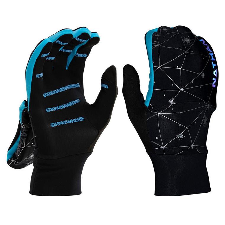Nathan Women's Reflective Convertible Glove/Mitt