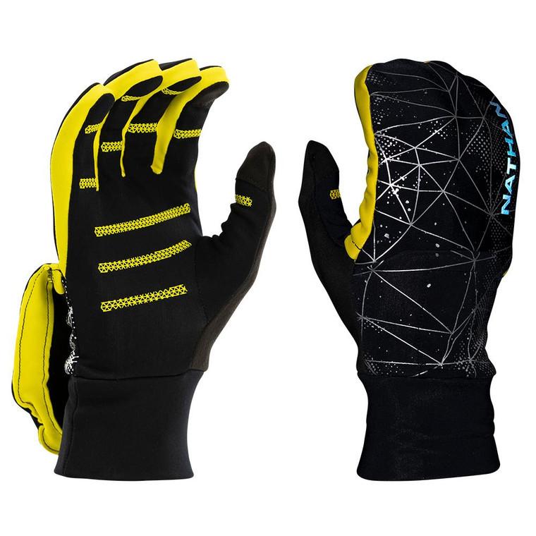 Nathan Mens Reflective Convertible Glove/Mitt