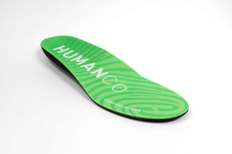 HumanCo Multi-Sport Insole With Met Pad