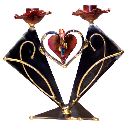 Jewish Wedding Candlesticks