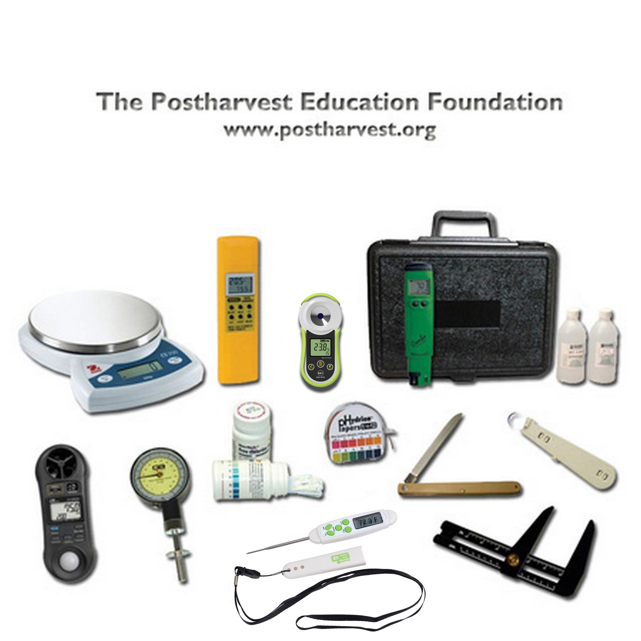 Produce Quality Tool Kit - QA Supplies