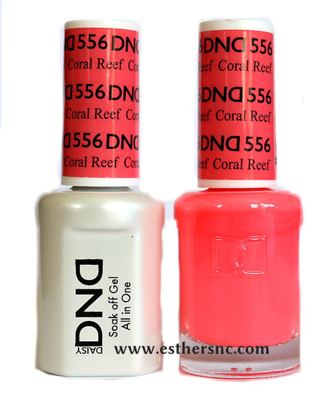 Daisy Gel Polish Coral Reef #556 - Esther\'s Nail Center