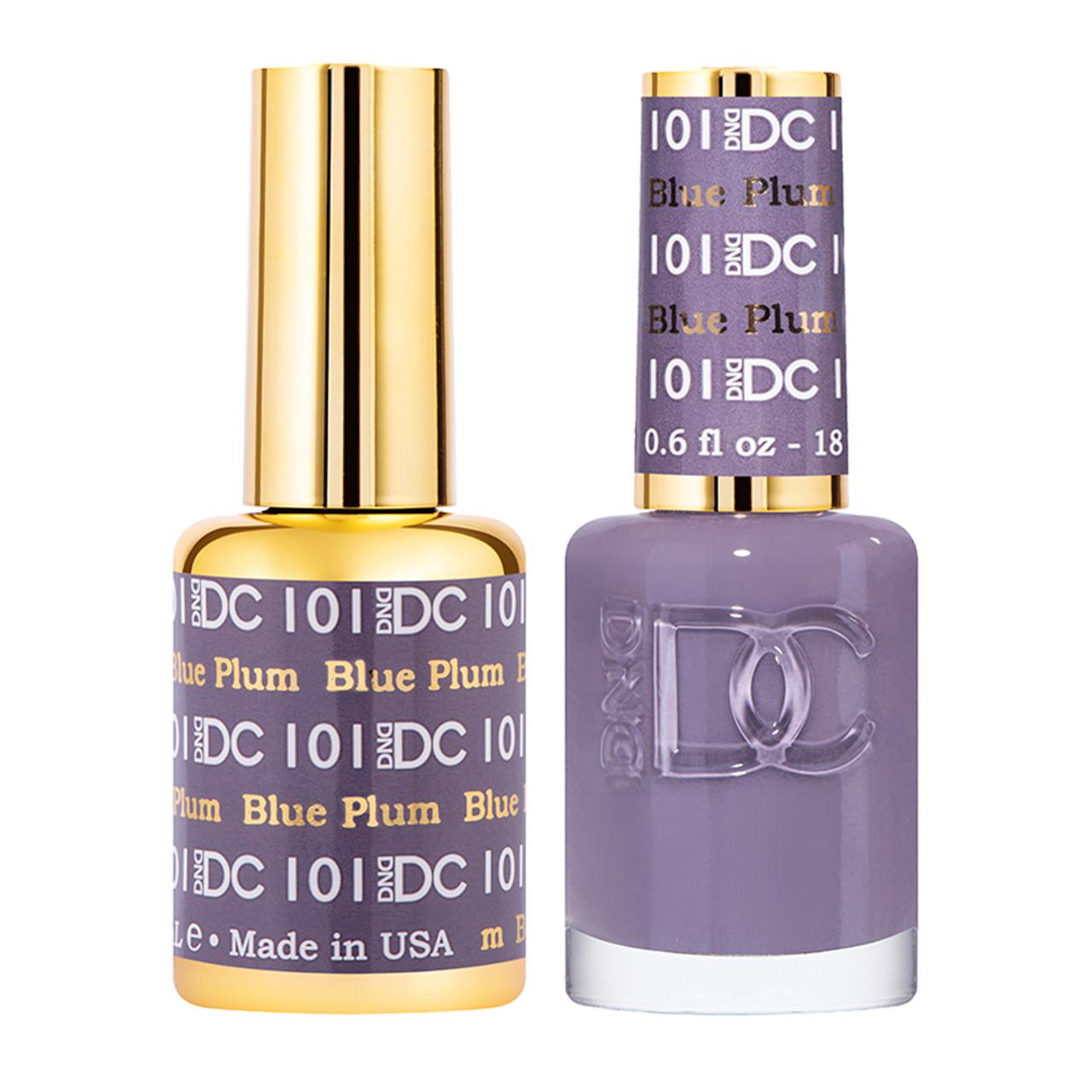 Daisy Dc Gel Blue Plum Dc101