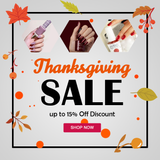 Thanksgiving Sale 2020 is Going On Now