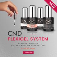 NEW! CND PLEXIGEL System