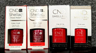 ​Walking Down the Memory Lane of CND Shellac 10th Anniversary