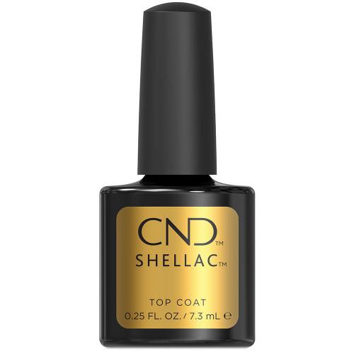 CND Shellac UV Top Coat .25oz