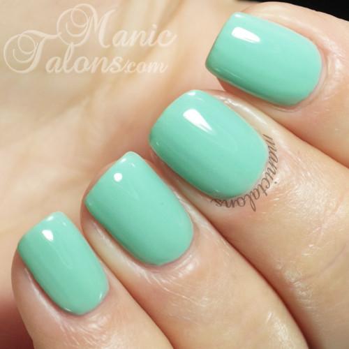 Daisy Gel Polish Air Of Mint 427